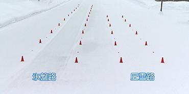 道 雪 ノーマル タイヤ
